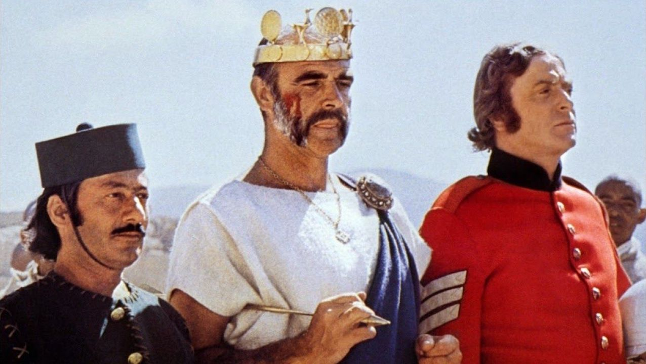 El hombre que pudo reinar