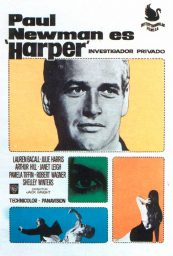 HARPER, INVESTIGADOR PRIVADO - Harper - 1966