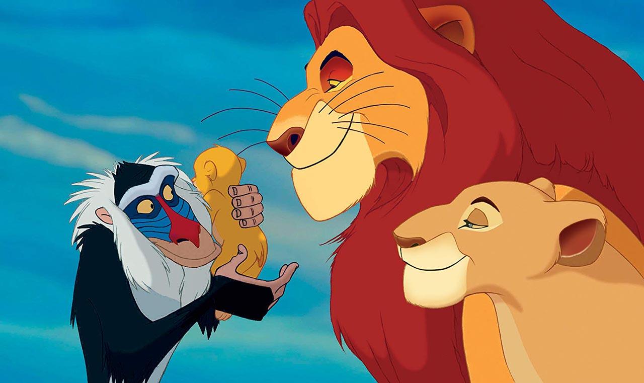 Películas acusadas de plagio el rey leon 2
