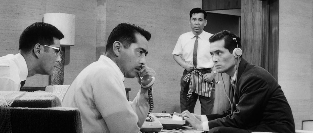 Películas de Toshiro Mifune infierno 3