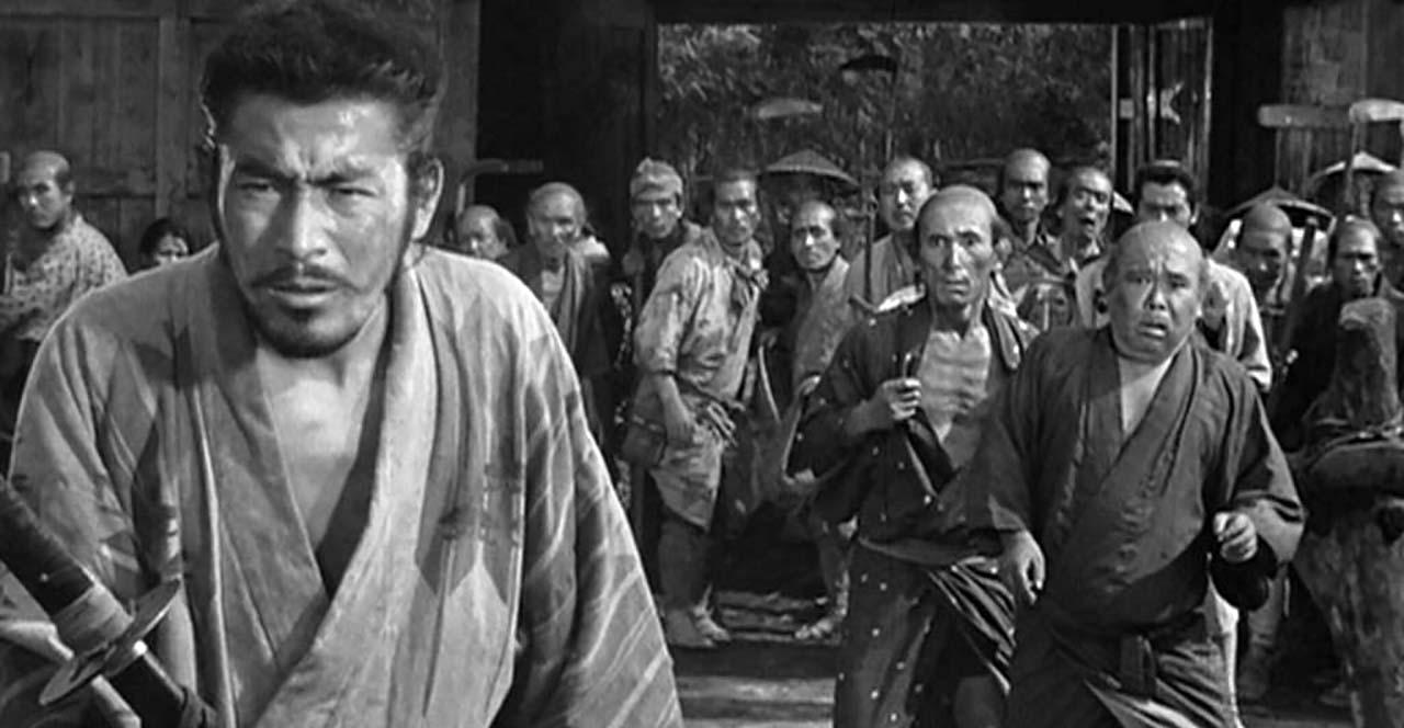 Películas de Toshiro Mifune siete 1
