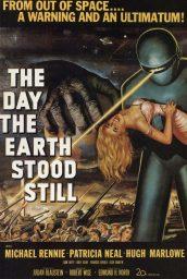ultimatum a la tierra the day the earth stood still 50s sci fi