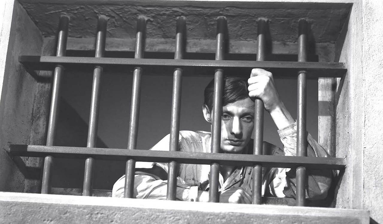Un condenado a muerte se ha escapado p