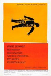 anatomia de un asesinato poster anatomy of a murder