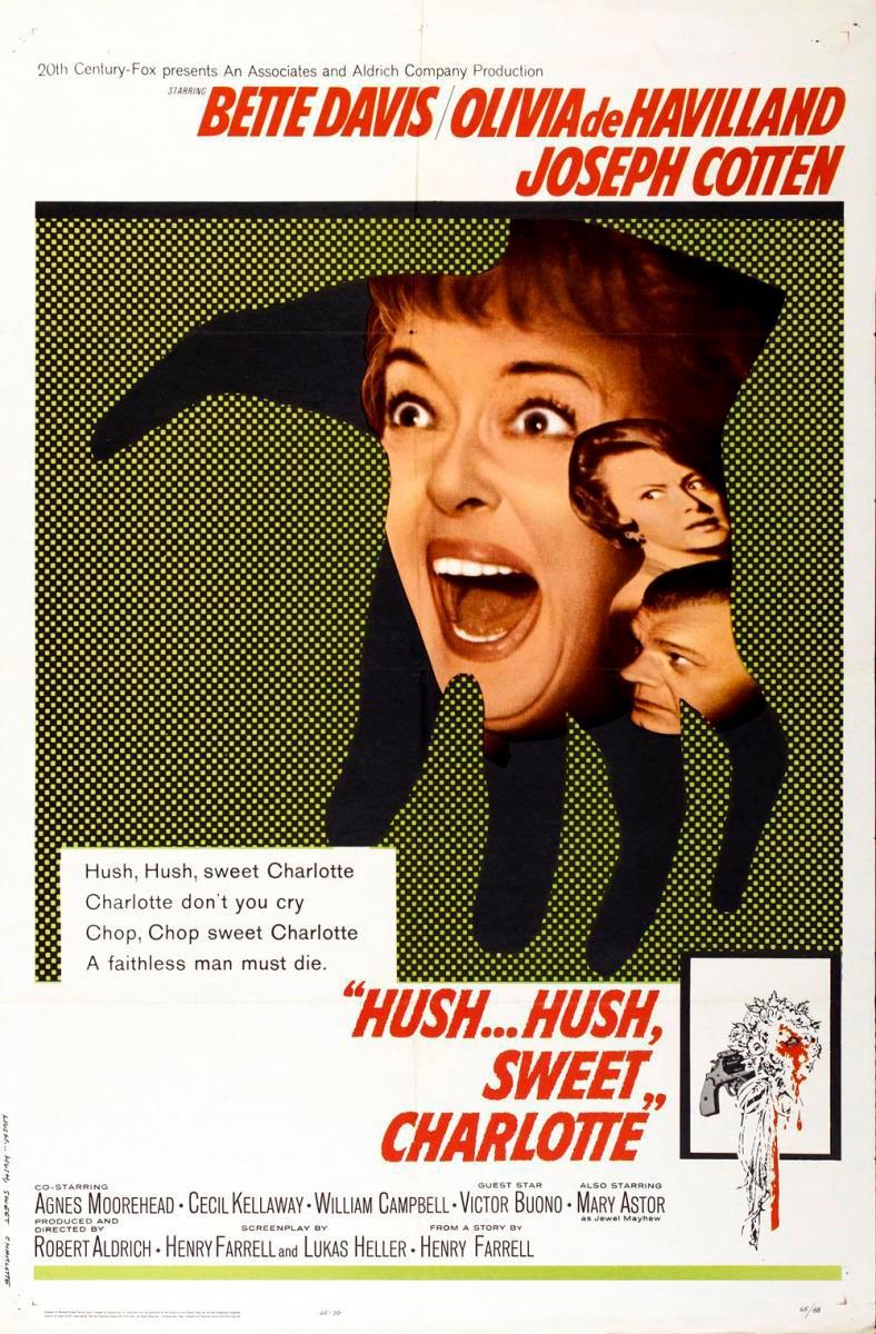 cancion de cuna para un cadaver hush hush sweet charlotte