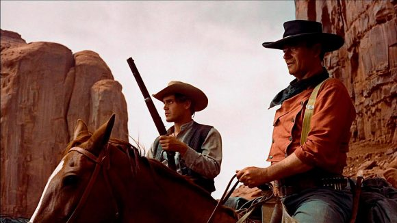 centauros del desierto the searchers