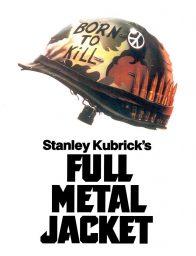 la chaqueta metalica full metal jacket poster