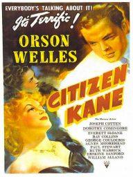 ciudadano kane poster citizen kane