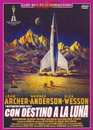 con destino a la luna poster