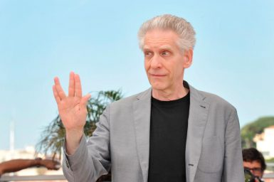 directores de culto cult directors cronenberg