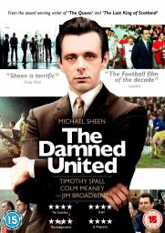 damned united poster