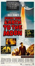 de la tierra a la luna poster