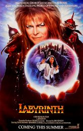 dentro del laberinto labyrinth poster