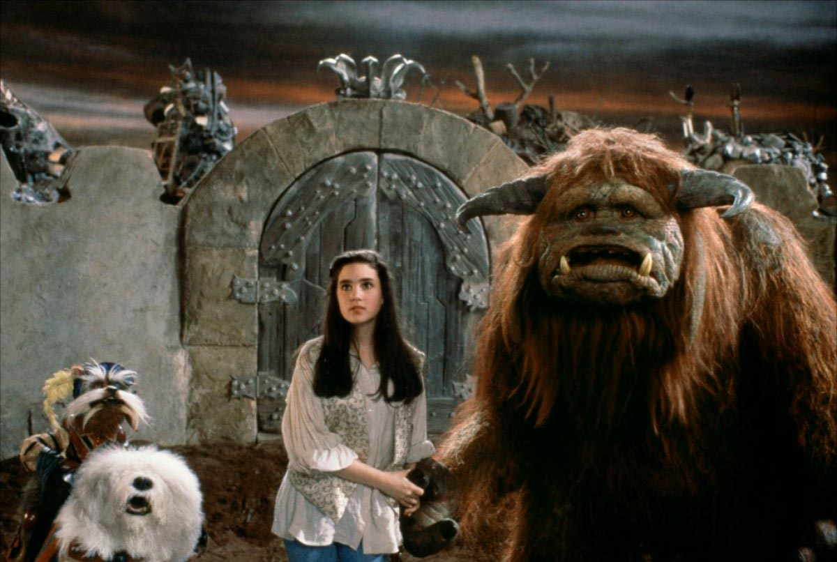 dentro del laberinto labyrinth