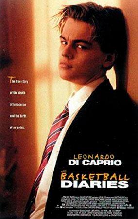 diario de un rebelde poster películas de Leonardo DiCaprio