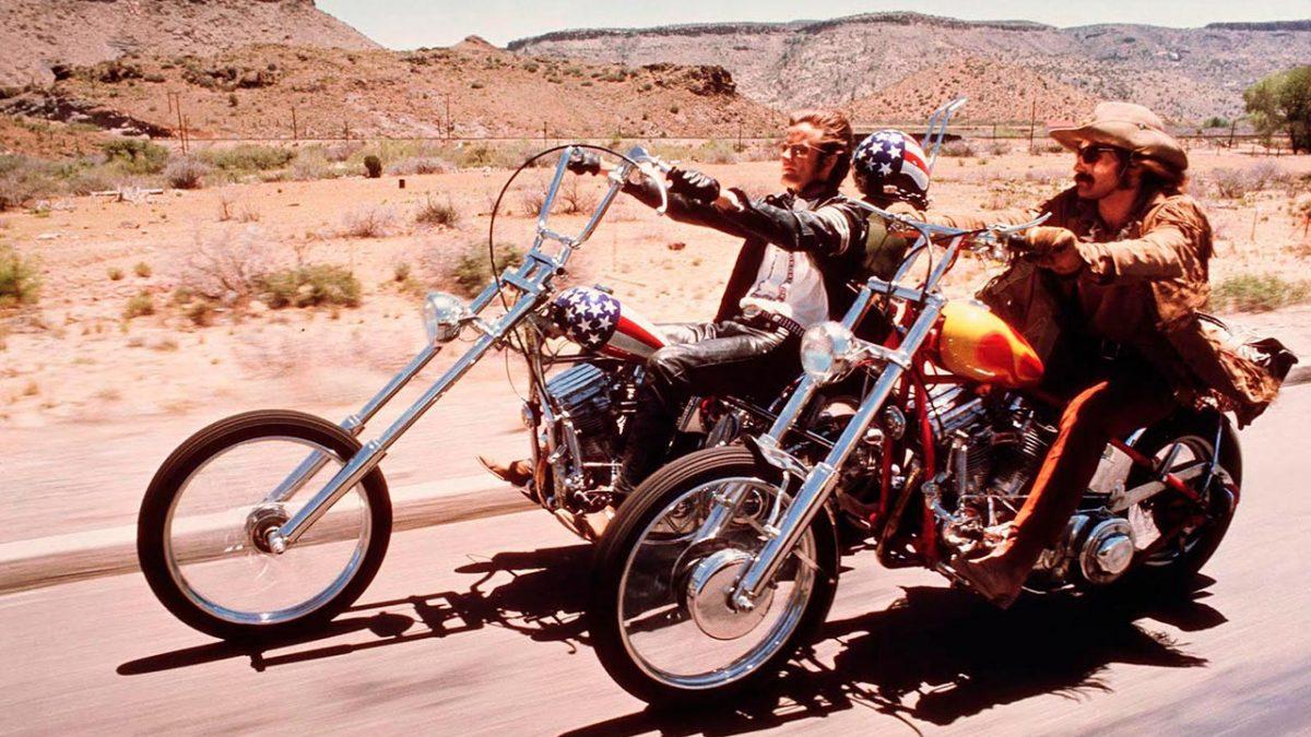 easy rider peter fonda dennis hopper harley