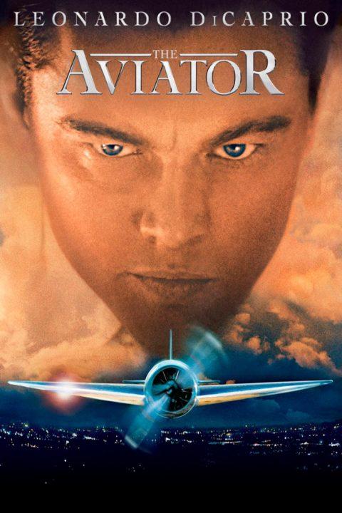 el aviador poster películas de Leonardo DiCaprio