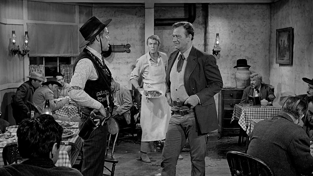 el hombre que mato a liberty valance the man who shot liberty valance