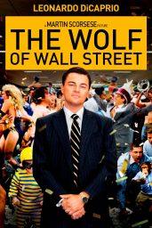 el lobo de wall street poster películas de Leonardo DiCaprio