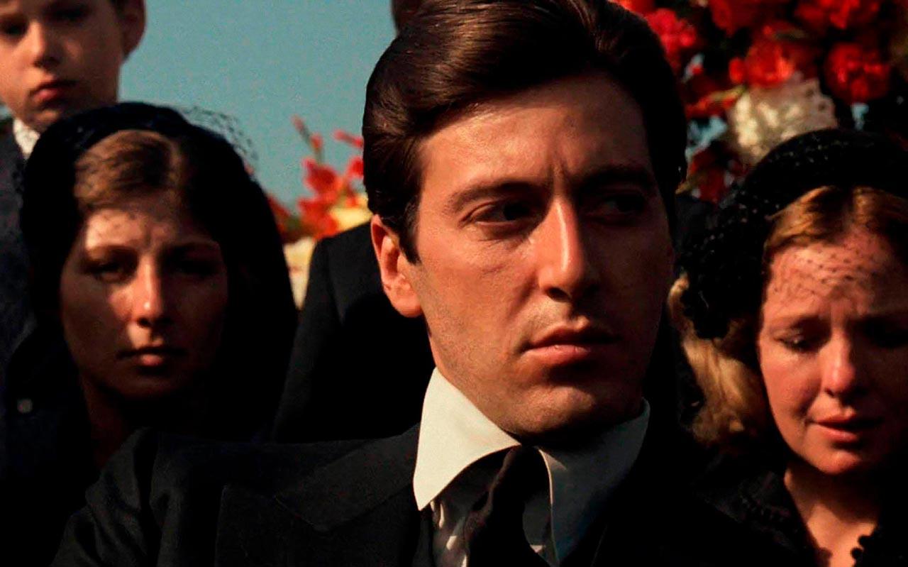 godfather pacino