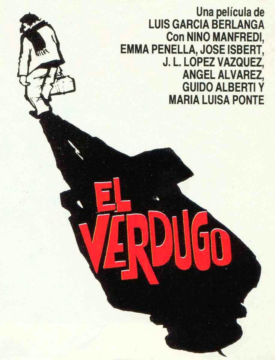 el verdugo poster 4