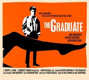 el graduado the graduate poster