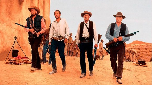 grupo salvaje the wild bunch