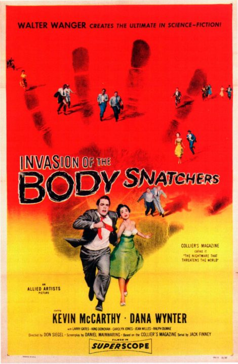 invasio body snatchers la invasion de los ladrones de cuerpos