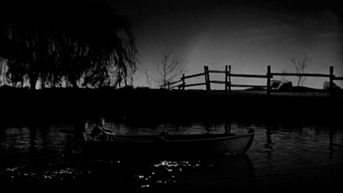 la noche del cazador the night of the hunter