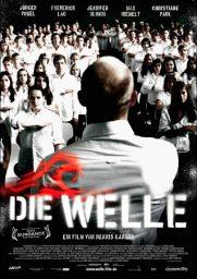 la ola die welle poster