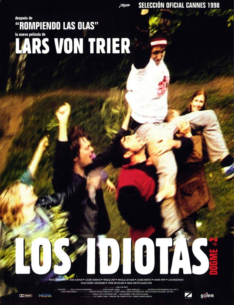 los idiotas idioterne poster