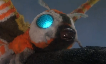 godzilla monsters monstruos mothra