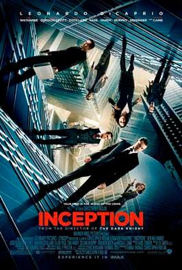 origen poster películas de Leonardo DiCaprio