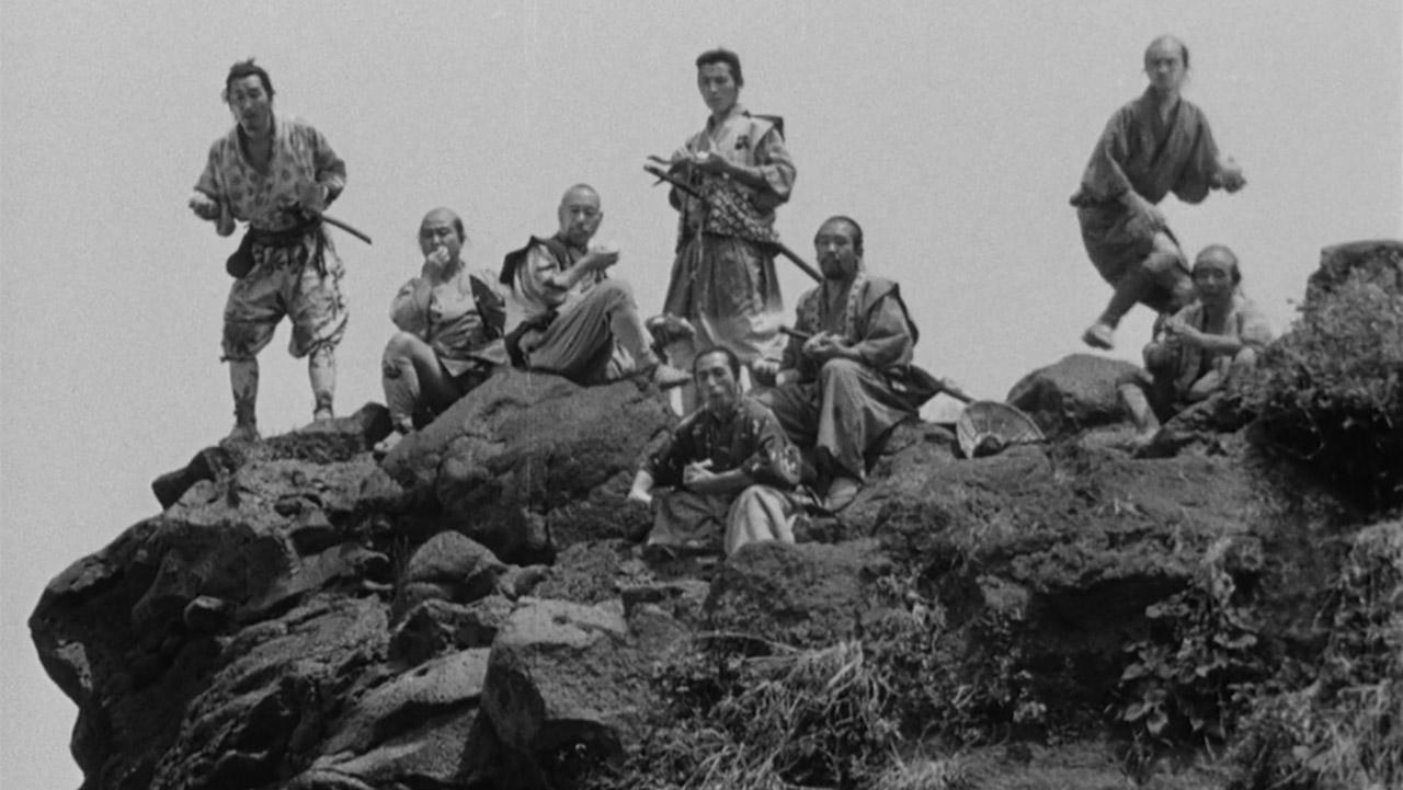 peliculas de Akira Kurosawa samurais 2