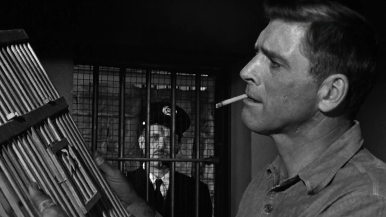 peliculas de burt lancaster alcatraz 2