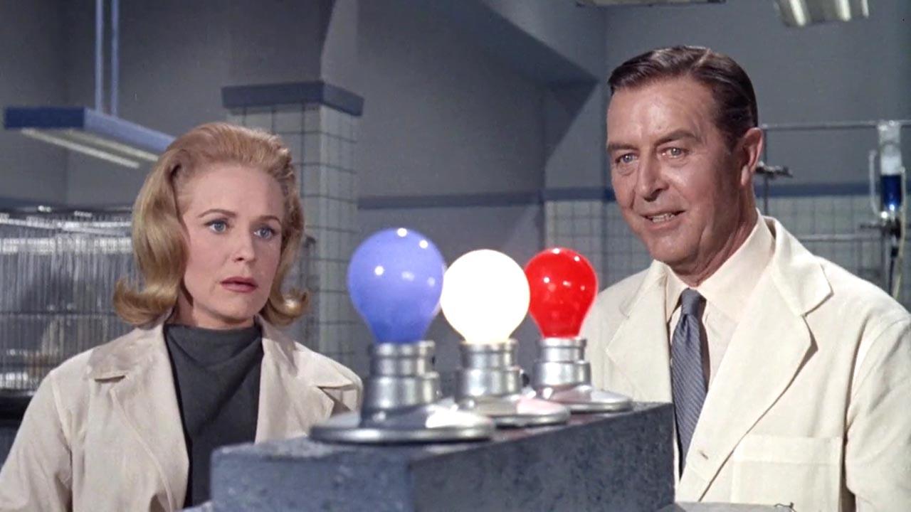peliculas de ciencia ficcion de los 60