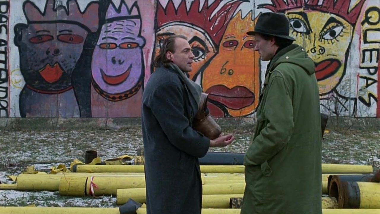 peliculas sobre el muro de berlin