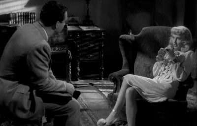 perdicion double indemnity