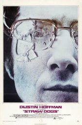 perros de paja straw dogs poster