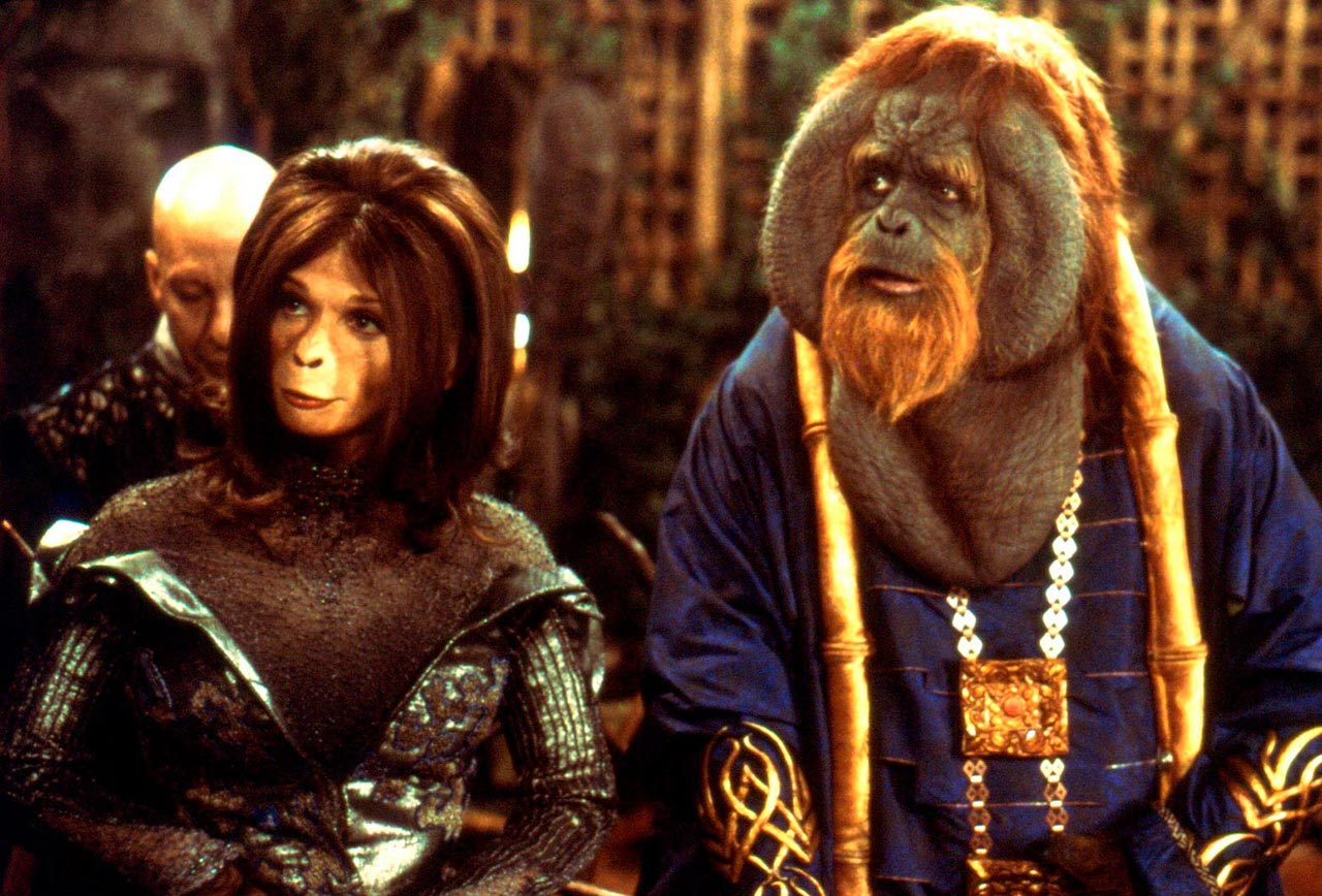 planet of the apes planeta de los simios tim burton helena bonham carter