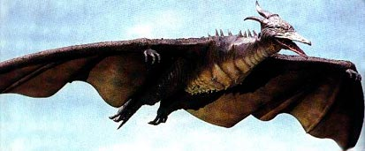 godzilla monsters monstruos rodan