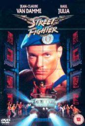 street fighter poster