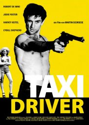 taxi driver poster robert de niro martin scorsese