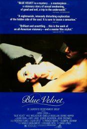 terciopelo azul poster blue velvet