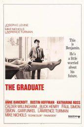 the graduate poster el graduado
