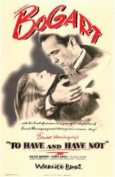 to have and have not poster