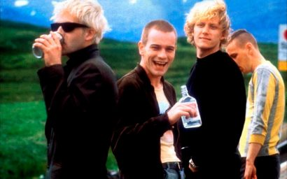trainspotting ewan mcgregor johnny lee miller