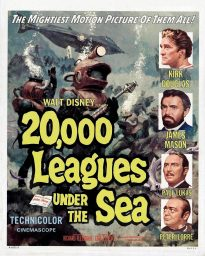 20000 leguas de viaje submarino twenty thousand leagues