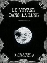 viaje a la luna poster