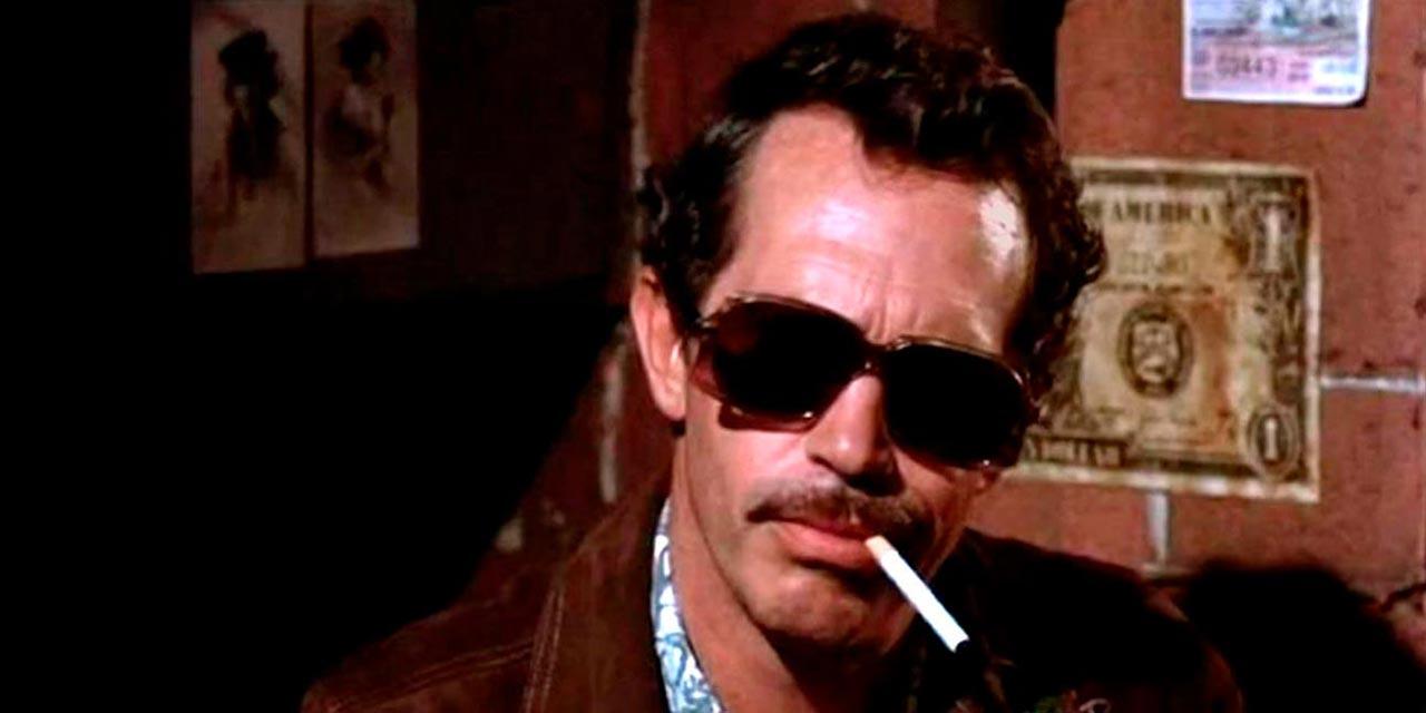 Warren Oates. Quiero la cabeza de Alfredo García.